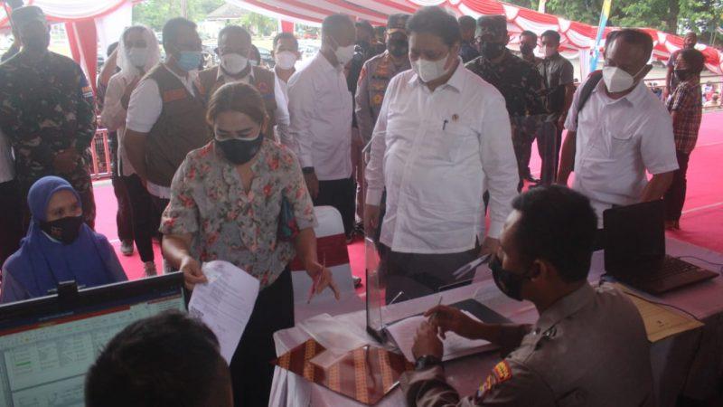 TNI – Polri Siap Menyalurkan BT-PKLW Sebagai Kompensasi Atas PPKM